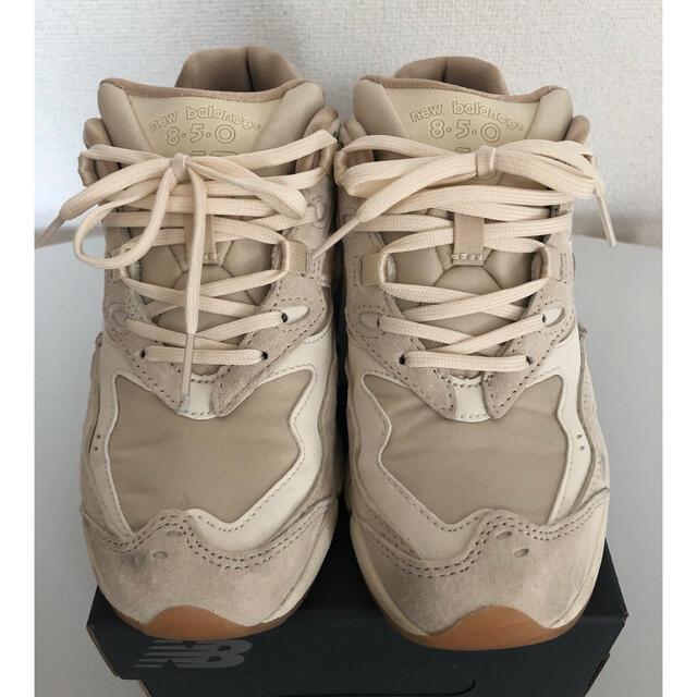New Balance(ニューバランス)のNew Balance for emmi WL850EMI 24cm レディースの靴/シューズ(スニーカー)の商品写真