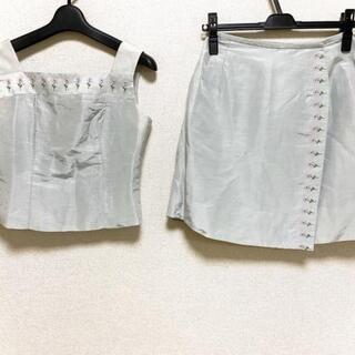 エムズグレイシー(M'S GRACY)のエムズグレイシー スカートセットアップ 9(セット/コーデ)