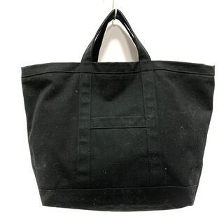 マリメッコ(marimekko)のマリメッコ ボストンバッグ - 黒(ボストンバッグ)
