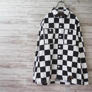 ネイバーフッド(NEIGHBORHOOD)の2017SS NEIGHBORHOOD Checker/ C-Shirt.L/S(シャツ)