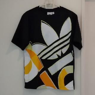 アディダス(adidas)のadidas オリジナルロゴTシャツ(Tシャツ(半袖/袖なし))