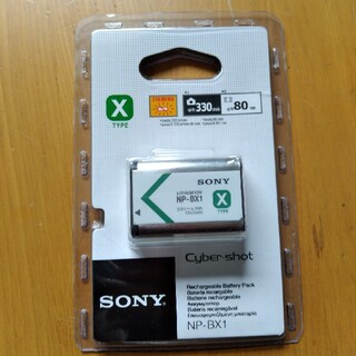 ソニー(SONY)のSONY np-bx1 純正バッテリー ソニー rx100(バッテリー/充電器)