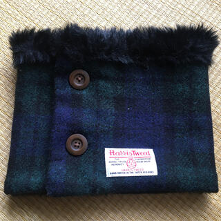 Harris Tweed - Harristweed ネックウォーマー