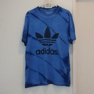 アディダス(adidas)のadidas オリジナルロゴTシャツ(Tシャツ/カットソー(半袖/袖なし))