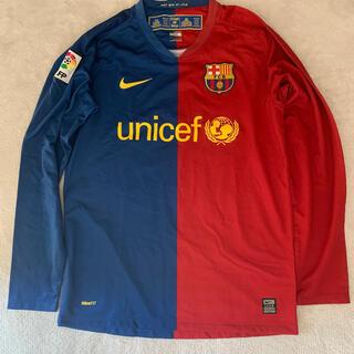 NIKE - バルセロナ ユニフォーム 2008-2009