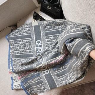 クリスチャンディオール(Christian Dior)の大人気 ディオール★DIOR  マフラー 暖かい 美品(マフラー/ショール)