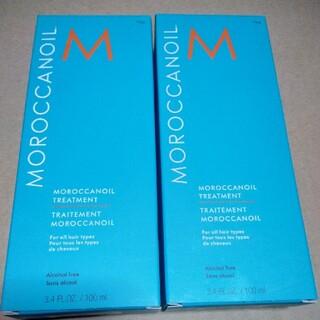 モロッカンオイル(Moroccan oil)のモロッカンオイルトリートメント 100ml 2本 MOROCCANOIL(トリートメント)