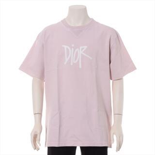 ディオール(Dior)のディオール  コットン XL ピンク メンズ その他トップス(その他)
