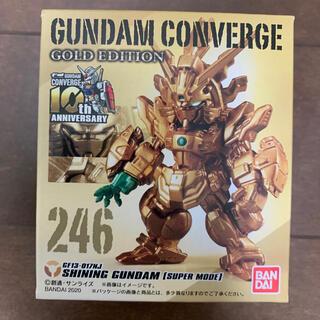 BANDAI - ガンダム コンバージ   ゴールド エディション シャイニングガンダム 246