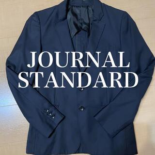 JOURNAL STANDARD - ジャーナルスタンダード ネイビー テーラードジャケット