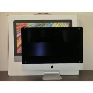 Apple - 21.5インチ iMac+液晶モニター保護ガード