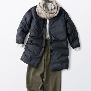 MUJI (無印良品) - ◆新品◆ 無印良品 軽量 ポケッタブルダウンコート/黒/XS~S