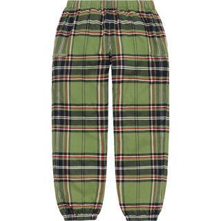 Supreme - Mサイズ Supreme Tartan Flannel Skate Pant