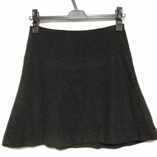 アニエスベー(agnes b.)のアニエスベー ミニスカート サイズ38 M(ミニスカート)