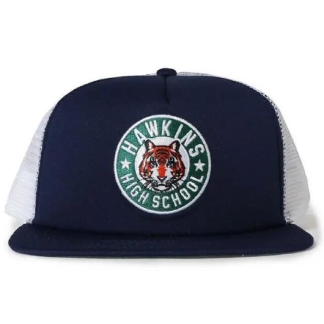NIKE(ナイキ)の【定価3520円】 ナイキ × ストレンジャーシングス キャップ ネイビー メンズの帽子(キャップ)の商品写真