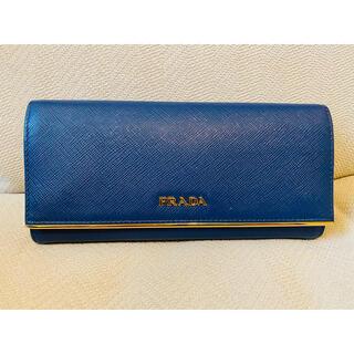 プラダ(PRADA)のPRADA長財布(財布)