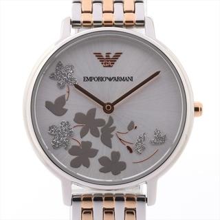 エンポリオアルマーニ(Emporio Armani)のエンポリオアルマーニ  SS   レディース 腕時計(腕時計)
