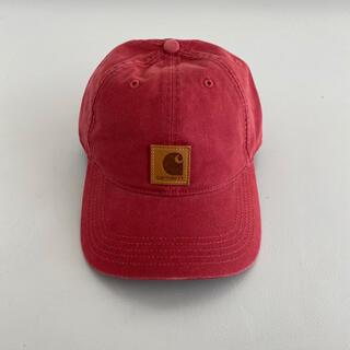カーハート(carhartt)の新品 カーハート CARHARTT ODESSA CAP レッド 帽子 キャップ(キャップ)
