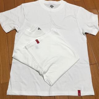 ディッキーズ(Dickies)のDickies 白Tシャツ 2枚セット(Tシャツ/カットソー(半袖/袖なし))