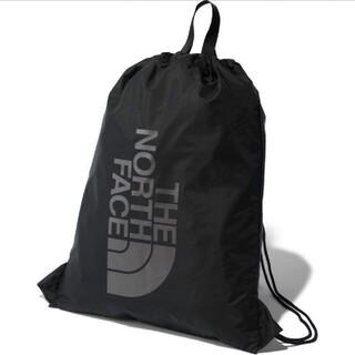 THE NORTH FACE - 新品 ノースフェイス ナップサック ブラック 男女兼用 バッグ