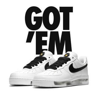 NIKE - NIKE AIR FORCE 1 パラノイズ 28cm US10