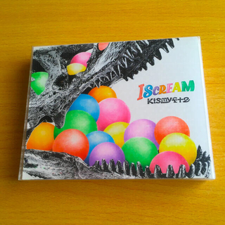キスマイフットツー(Kis-My-Ft2)のキスマイ ISCREAM 完全生産限定4cups盤 2CD+2DVD(ポップス/ロック(邦楽))