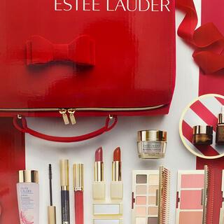 Estee Lauder - ESTEE LAUDER 2020 クリスマスコフレ リップスティック
