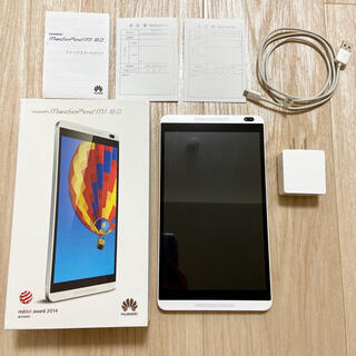 ANDROID - Huawei MediaPad M 1 8.0 美品