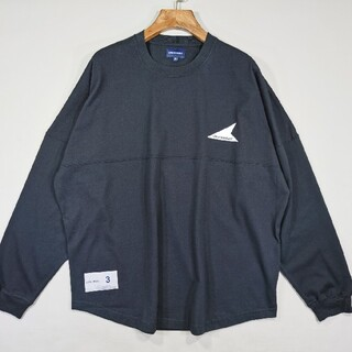 W)taps - DESCENDANT 20a/w Cetus Jersey tシャツ