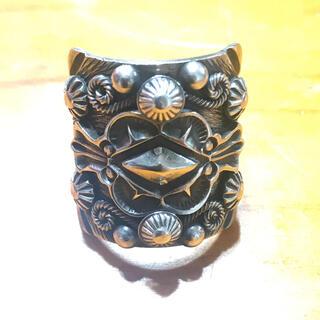 希少 豪華装飾 DelbertGordon  デルバートゴードン シルバーリング(リング(指輪))