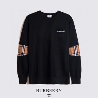 BURBERRY - [2枚14000円送料込み]BURBERRY パーカー 男女兼用