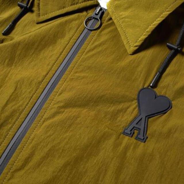 MAISON KITSUNE'(メゾンキツネ)のAmi alexandre mattiussi ナイロンブルゾン メンズのジャケット/アウター(ブルゾン)の商品写真