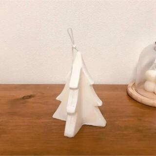 MUJI (無印良品) - クリスマスプレゼントに! ツリーキャンドル