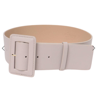 eimy istoire - eimyistoire♡Eco Lether Wide Buckle Belt♡