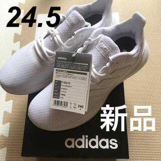 adidas - アディダス ファルコンランW F36215 レディース ランニングシューズ 白