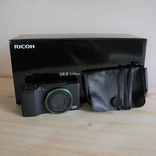 RICOH - RICOH GRⅡ 初回生産限定セット GR2 リコー APS-C 保護ガラス付