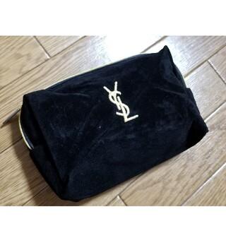 Yves Saint Laurent Beaute - YSL ベルベット メイク ポーチ コスメ バッグ