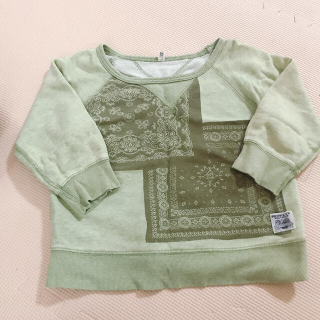 MARKEY'S(マーキーズ)のマーキーズ♡トレーナー♡100 キッズ/ベビー/マタニティのキッズ服男の子用(90cm~)(Tシャツ/カットソー)の商品写真