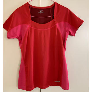 パタゴニア(patagonia)のパタゴニア レディーストレイルランニングシャツ【サイズS】(ウェア)