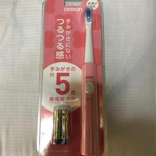 OMRON - オムロン 音波電動式歯ブラシ