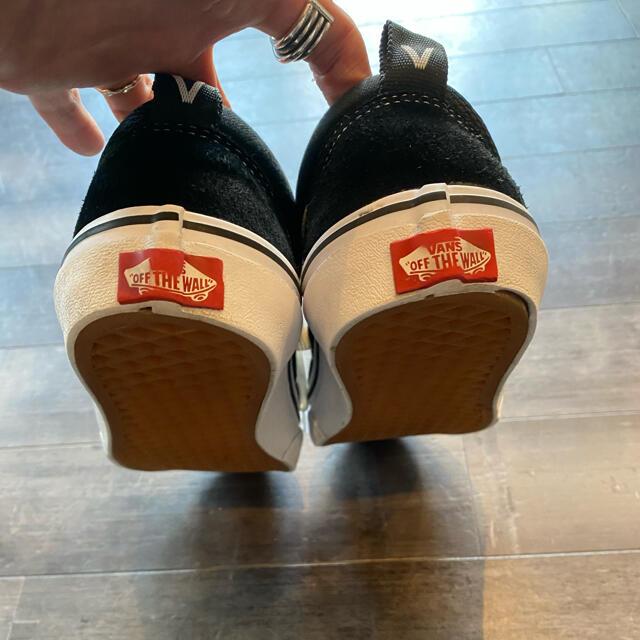 VANS(ヴァンズ)のvans × ssz mix skool 27.5  メンズの靴/シューズ(スニーカー)の商品写真