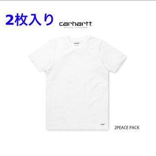 carhartt - CARHARTT(カーハート)メンズ スタンダード クルー ネック Tシャツ