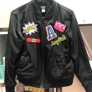 アナップ(ANAP)のANAP GIRL♡ジャケット Sサイズ(ジャケット/上着)