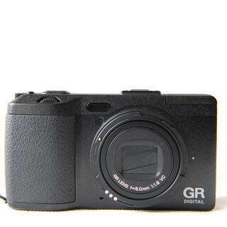 RICOH - GR digital 4 Ⅳ