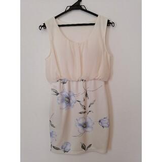 デイジーストア(dazzy store)のキャバドレス・袖なし・Mサイズ(ミニワンピース)