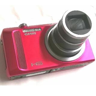 カシオ(CASIO)の【ジャンク品】CASIO EXILIM EX-ZR500デジタルカメラ(コンパクトデジタルカメラ)
