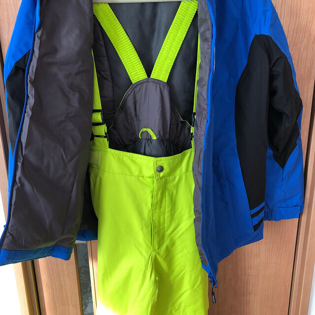 スキーウェア 160 スポーツ/アウトドアのスキー(ウエア)の商品写真