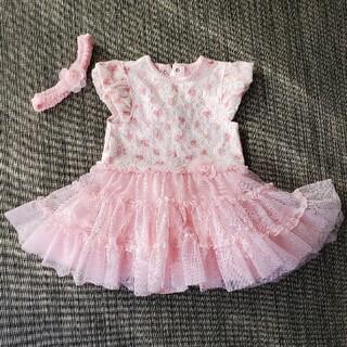 リトルミー(Little Me)のお誕生日や結婚式に👗Little Me幼児ドレス(ドレス/フォーマル)