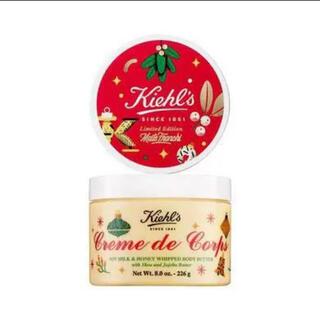 キールズ(Kiehl's)の【Kiehl's キールズ】クレムドゥコールホイップボディバター(ボディクリーム)
