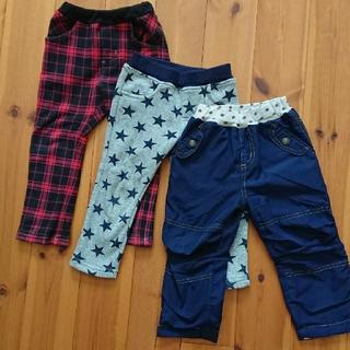 西松屋 - 子供服 パンツ 95cm 3点セット